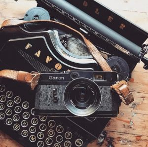 عکاسی یا ادبیات